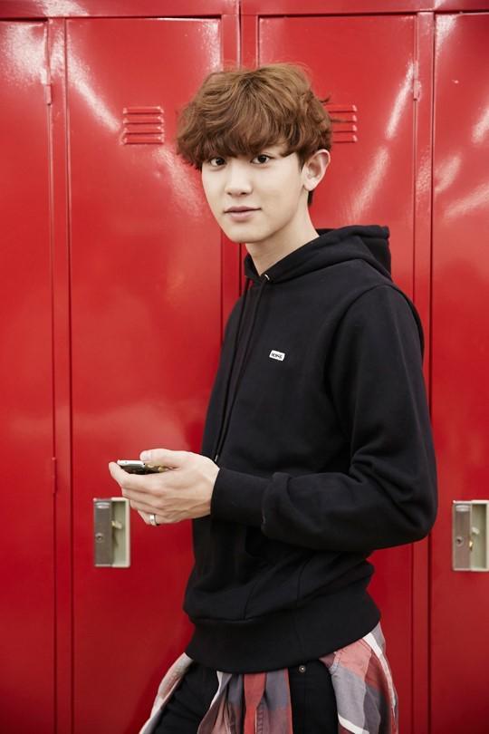 150515 Chanyeol Exo Next Door Website Update Smileforchanyeol